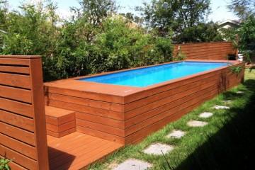 Case container – aussi en piscine