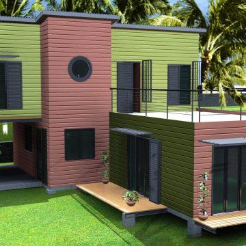 Case 145 m²