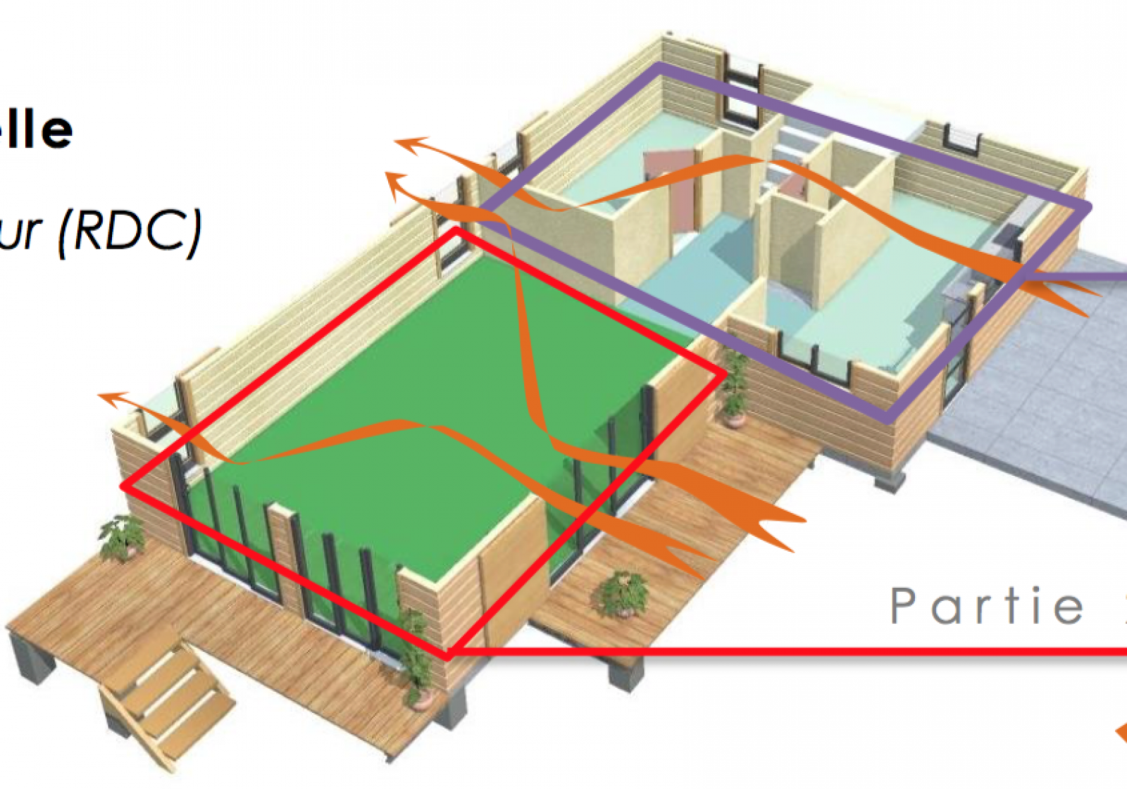 des constructions bioclimatiques case container. Black Bedroom Furniture Sets. Home Design Ideas
